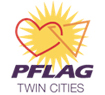 PFLAG Twin Cities logo